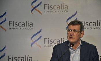 Fiscal general Jorge Díaz