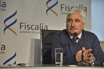 Fiscal general adjunto, Juan Gómez