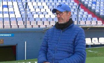 Hugo De León en el programa Punto de Partida de DirecTV Uruguay
