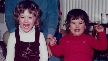 Las hermanas se han comunicado durante más de cuatro décadas sin palabras