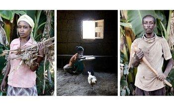Esta serie que retrata a una familia agricultora fue la ganadora de los premios Earth Photo 2021.