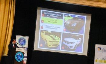 Remate de automóviles de alta gama de Marcelo Balcedo - Asociación de Rematadores
