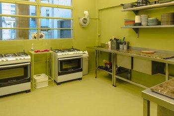 En Zag hay cocinas compartidas cada dos pisos.