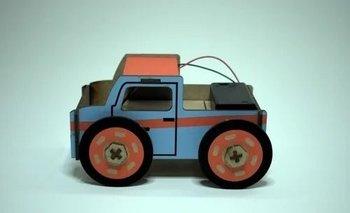 El autoelástico de UYRobot.