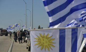 Un Solo Uruguay se manifestó.