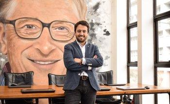 Diego Sayanes, CEO de Rua Asistencia.