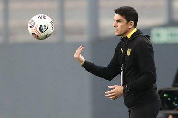 Mauricio Larriera busca el equipo para jugar en Curitiba