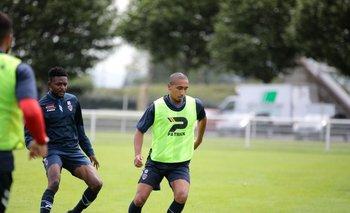 Jonathan Iglesias juega en Francia hace siete años