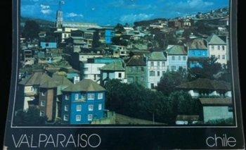 La tarjeta salió de Chile en 1991.