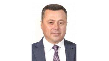 Igor Redkin es un político ruso de 55 años