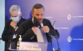 El secretario de la Presidencia volvió a defender la LUC