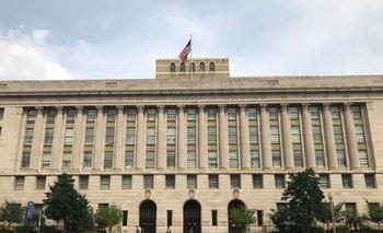 La sede del USDA en Washington, Estados Unidos.
