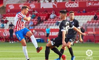 Empezó la Liga para el Girona y gol de Stuani