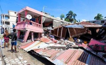 Haití volvió a temblar