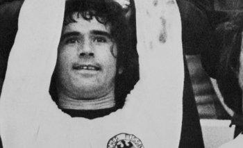 Gerd Müller ganó la Copa del Mundo con Alemania en 1974
