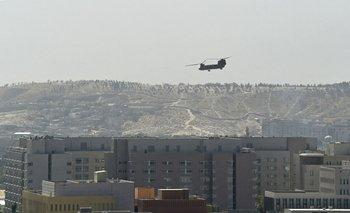 Toma de Kabul por parte de los talibanes propicia evacuaciones masivas