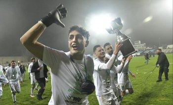 Santiago Mele recibió 7 goles en 14 partidos en el Torneo Apertura