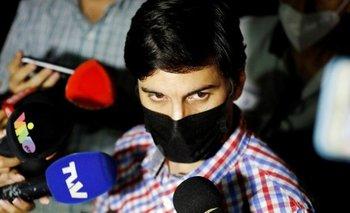 Guevara dijo que desconoce las condiciones de su liberación.