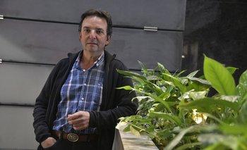 Marcelo Grattarola, presidente de la gremial de criadores de Merino Dhone.