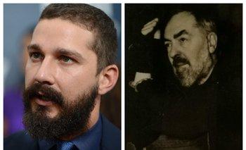 Shia LaBeouf será el encargado de interpretar a un joven Padre Pío