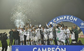 Plaza campeón