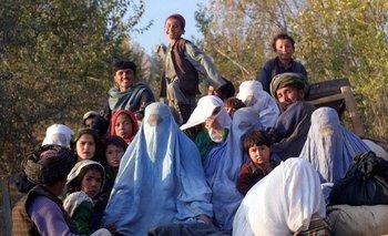 Mujeres del norte de Afganistán