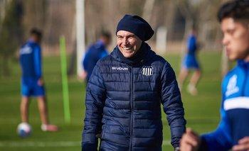 El Cacique Medina continúa dirigiendo muy bien en el fútbol argentino