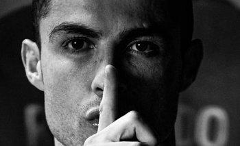 La foto que subió Cristiano Ronaldo a su Instagram para callar los rumores