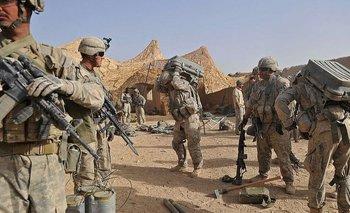 Las fuerzas de Estados Unidos han estado en Afganistán desde 2001
