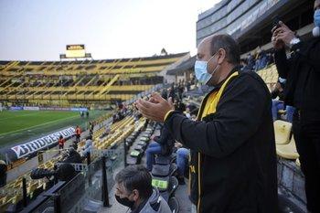 Los socios de Peñarol agotaron las entradas de la Damiani ante Fénix