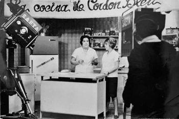 Cordon Bleu le invita a cocinar fue el primer programa de cocina en la TV uruguaya