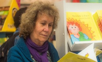 Susana Olaondo, autora de literatura infantil