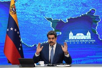 Maduro decidió hacer cambios en su gabinete