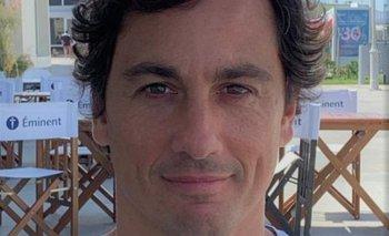 Federico Piekarz, gerente regional de Cabify Uruguay