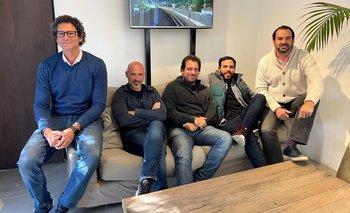 El equipo a cargo de Newtopia VC