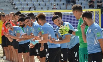 Uruguay debutó en el Mundial de Rusia