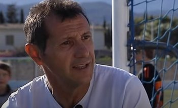 Ernesto Vargas en su vida en Mallorca