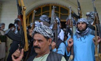 Estados Unidos permaneció en el territorio afgano por veinte años