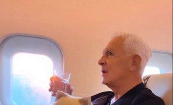 Eduardo Costantini, pasa sus días entre Miami y Punta del Este.