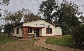 Policlínica de ASSE en Rincón de Valentín, una de las localidades que radicará a un médico