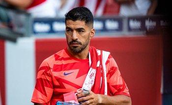 Luis Suárez en Atlético