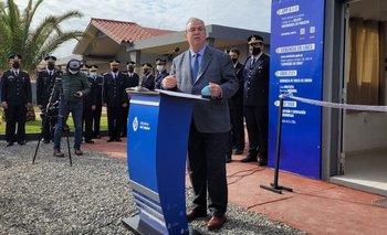 Luis Alberto Heber, ministro del Interior