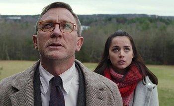Daniel Craig en Entre navajas y secretos