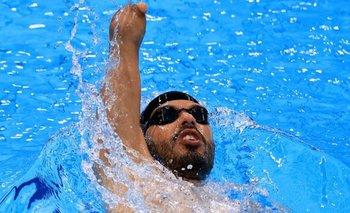 Daniel Dias ha ganado 24 medallas paralímpicas.