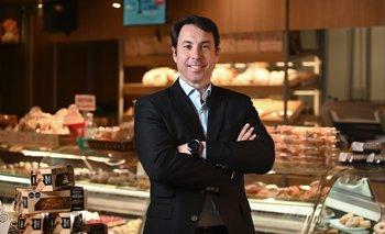 Juan Manuel Parada, gerente general de la compañía.