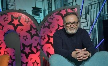 Carballo cumple en 2021 treinta años de su estreno formal en televisión, y diez como conductor de Algo Contigo