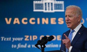 El mandato de Joe Biden se ve asediado por una sucesión de crisis