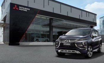 La nueva Mitsubishi Xpander ya se encuentra disponible en la casa central de Mitsubishi Motors en Galicia esquina Rio Branco y en la red de concesionarios Mitsubishi de Uruguay, con la posibilidad de realizar un Test Drive y comprobar la calidad y prestaciones del vehículo.
