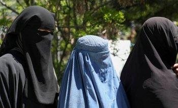Los talibanes recomendaron a las mujeres quedarse en casa