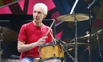 Charlie Watts era la sólida y confiable columna vertebral de los Rolling Stones